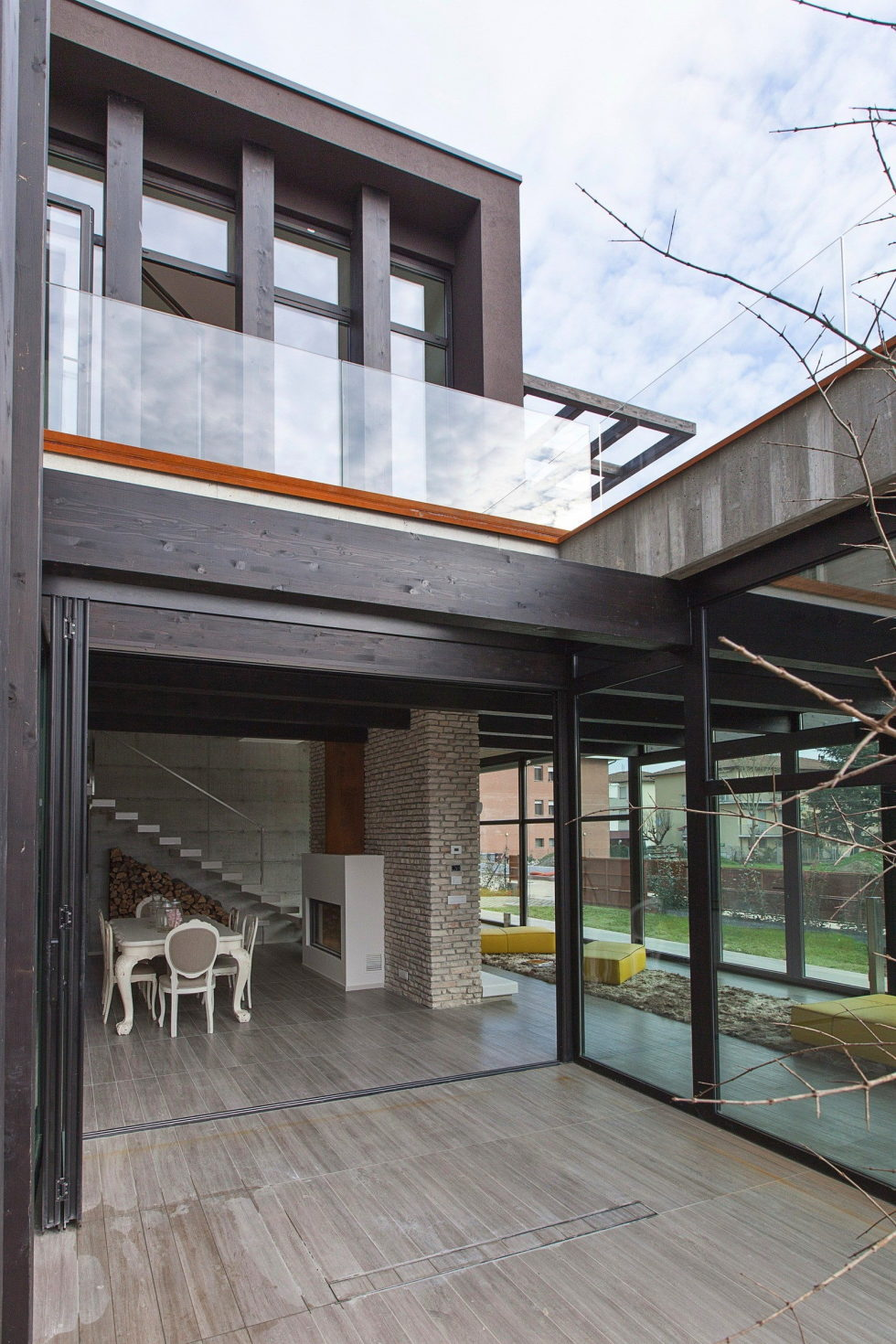 The House For Writer In Bologna From Giraldi Associati Architetti 12