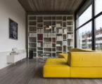 The House For Writer In Bologna From Giraldi Associati Architetti