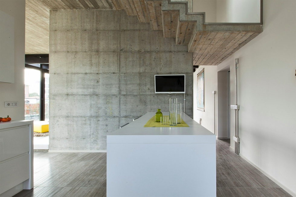 The House For Writer In Bologna From Giraldi Associati Architetti 16