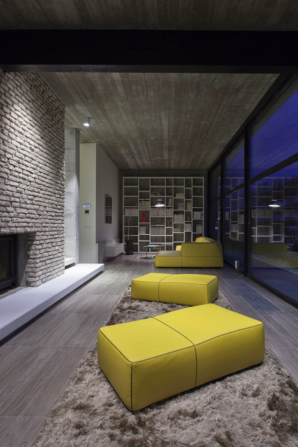 The House For Writer In Bologna From Giraldi Associati Architetti 28