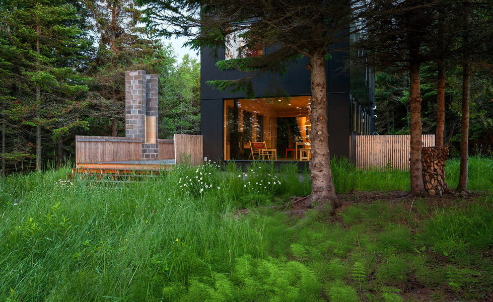 The Lake House From Salmela Architect 15