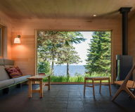 The Lake House From Salmela Architect