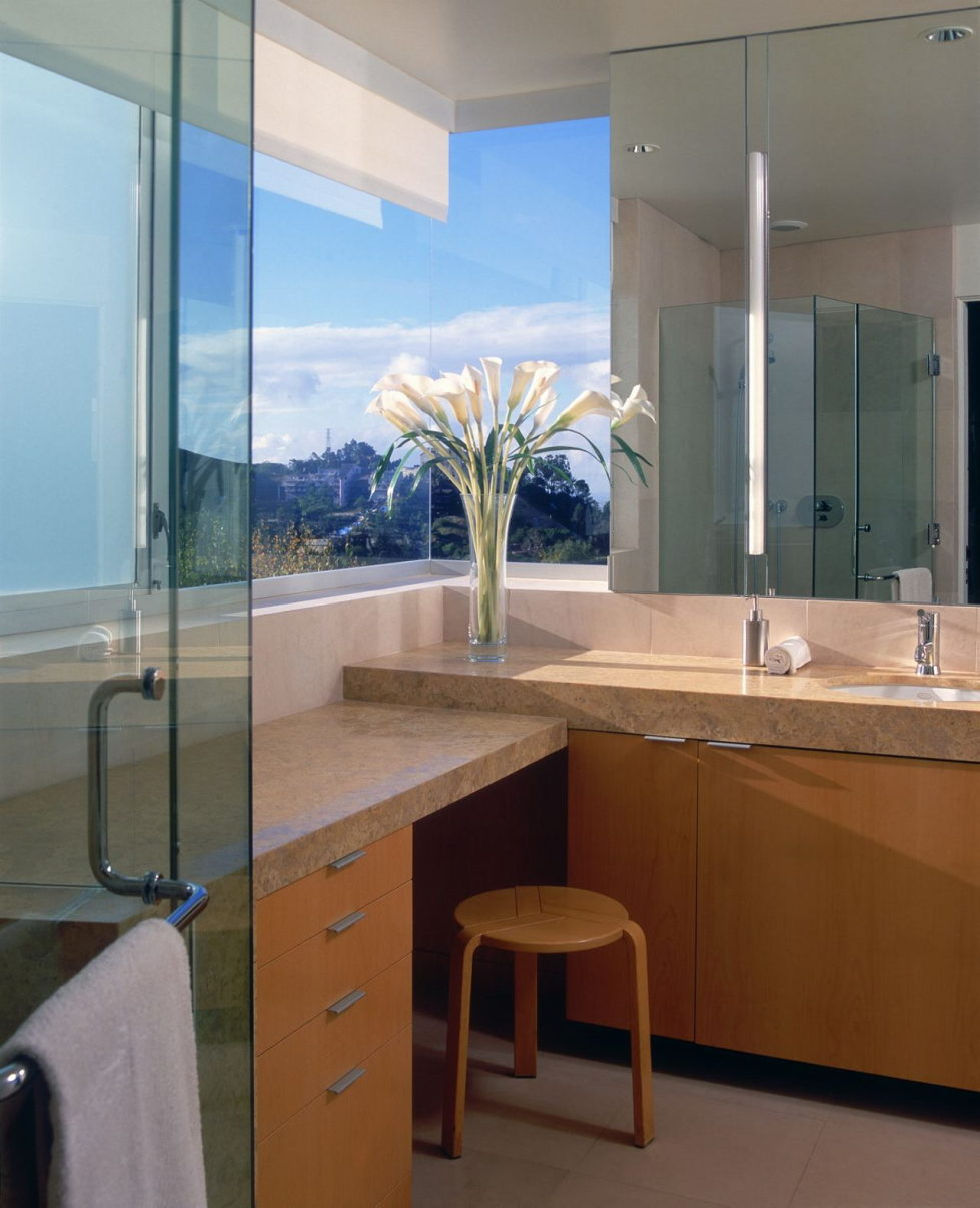 The Leonard residence in the Hollywood Hills 11