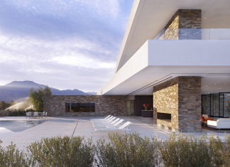 The Madison residense in California from the XTEN Architecture studio