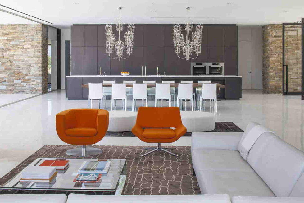 The Madison residense in California from the XTEN Architecture studio 10