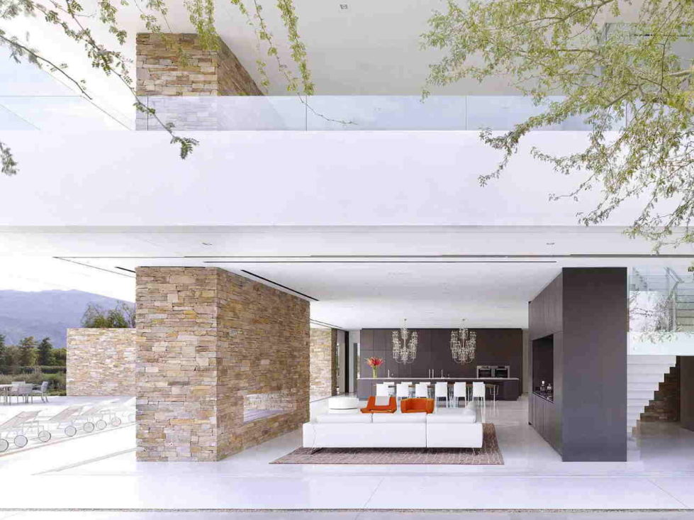 The Madison residense in California from the XTEN Architecture studio 11