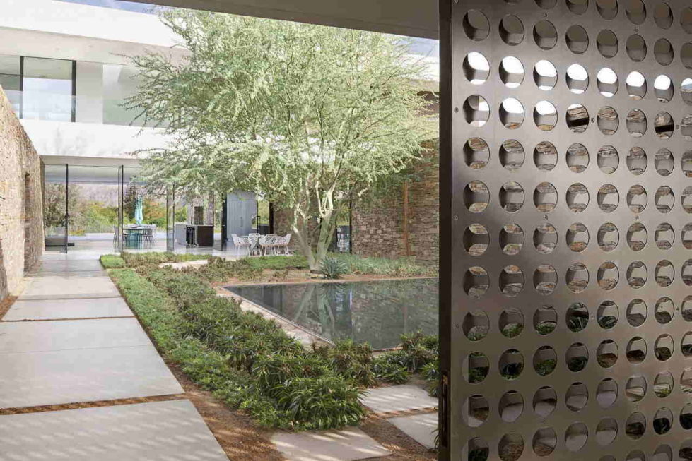 The Madison residense in California from the XTEN Architecture studio 2