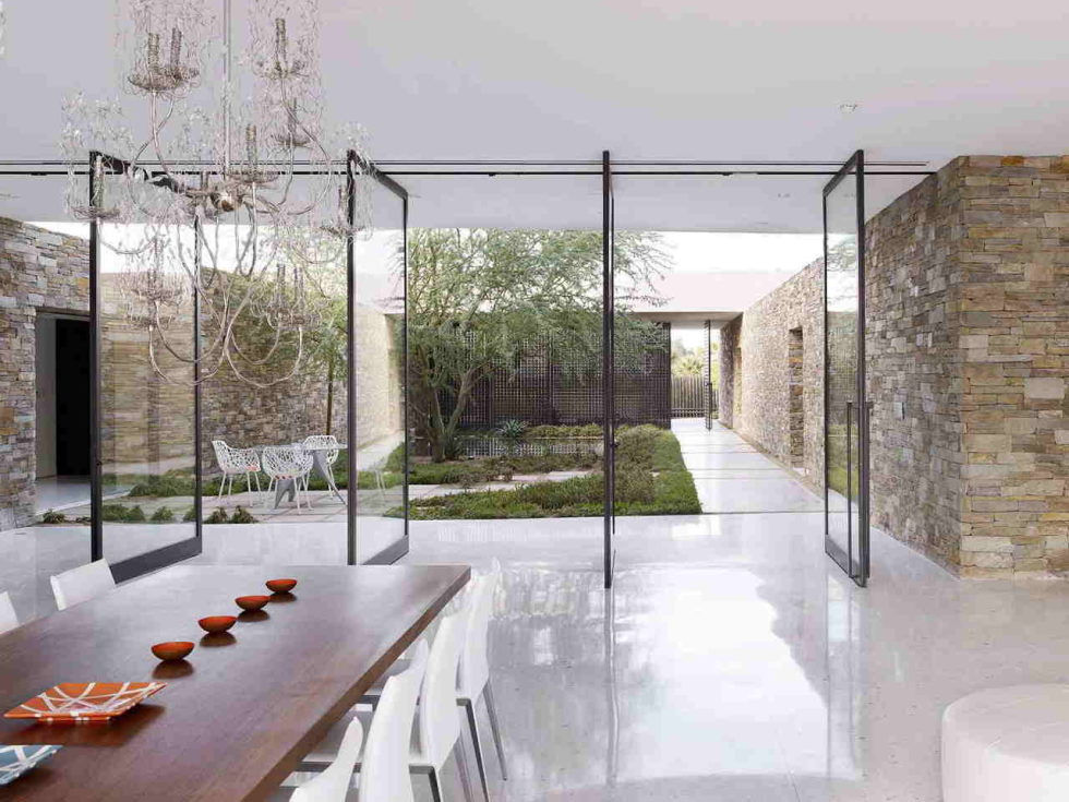 The Madison residense in California from the XTEN Architecture studio 8