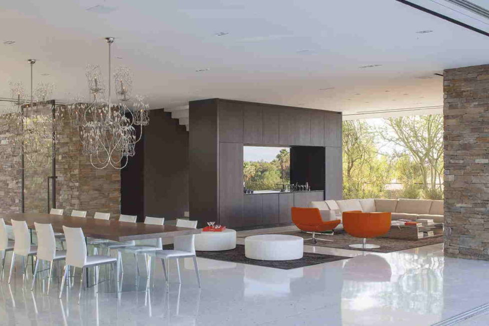 The Madison residense in California from the XTEN Architecture studio 9