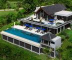 The Padma villa on the island of Phuket in Thailand
