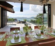 The Padma villa on the island of Phuket in Thailand