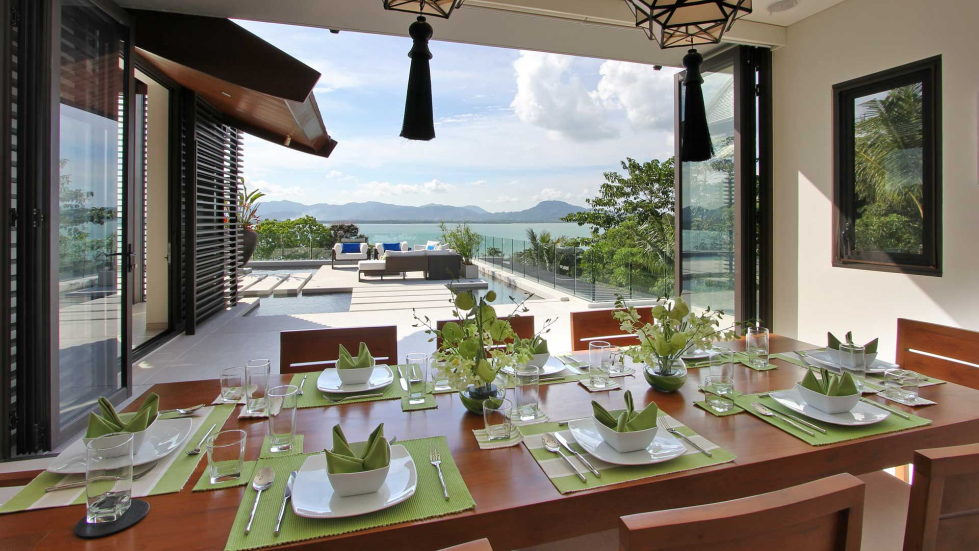 The Padma villa on the island of Phuket in Thailand 18