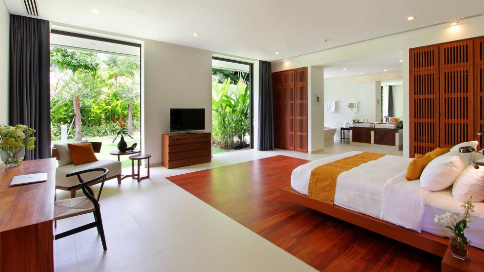 The Padma villa on the island of Phuket in Thailand 25