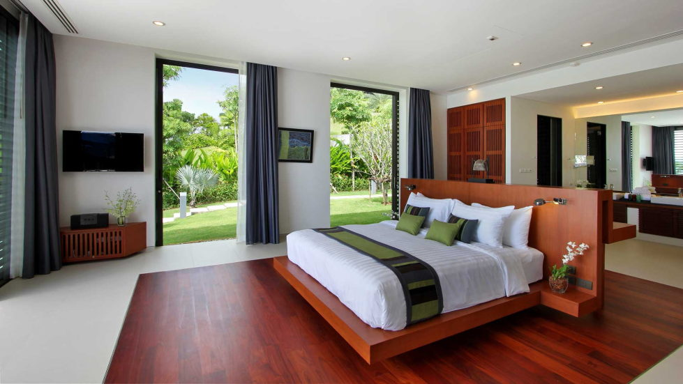 The Padma villa on the island of Phuket in Thailand 27