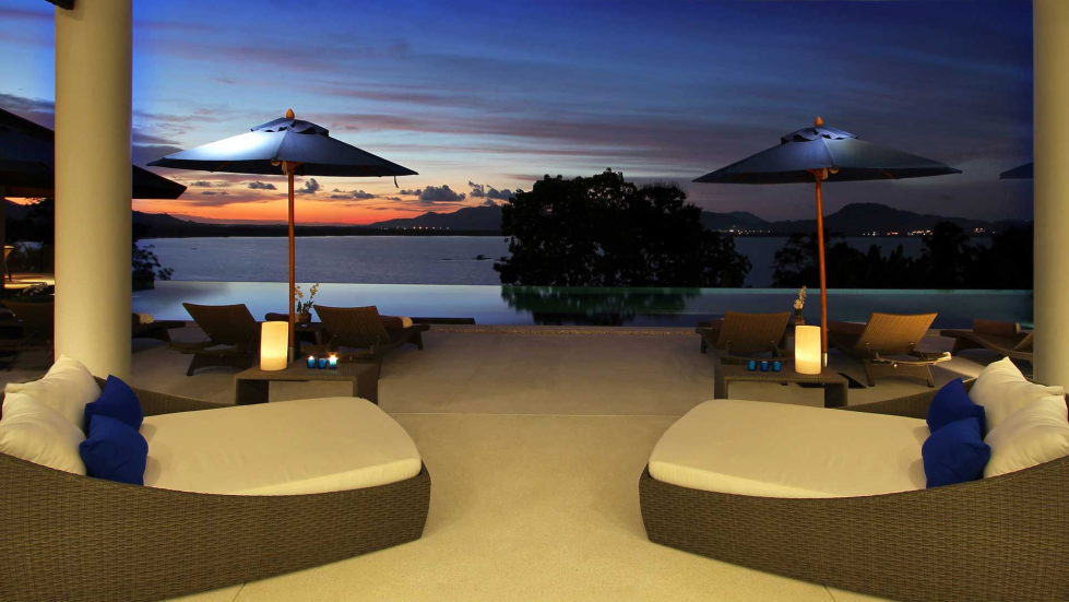 The Padma villa on the island of Phuket in Thailand 34