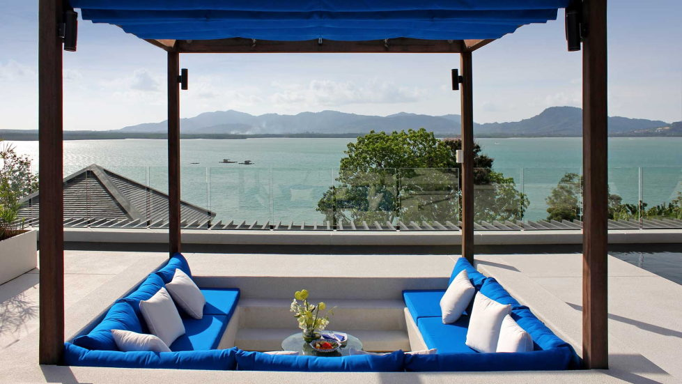 The Padma villa on the island of Phuket in Thailand 4