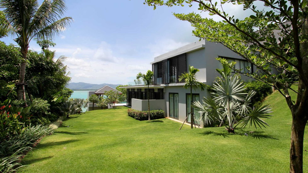 The Padma villa on the island of Phuket in Thailand 40