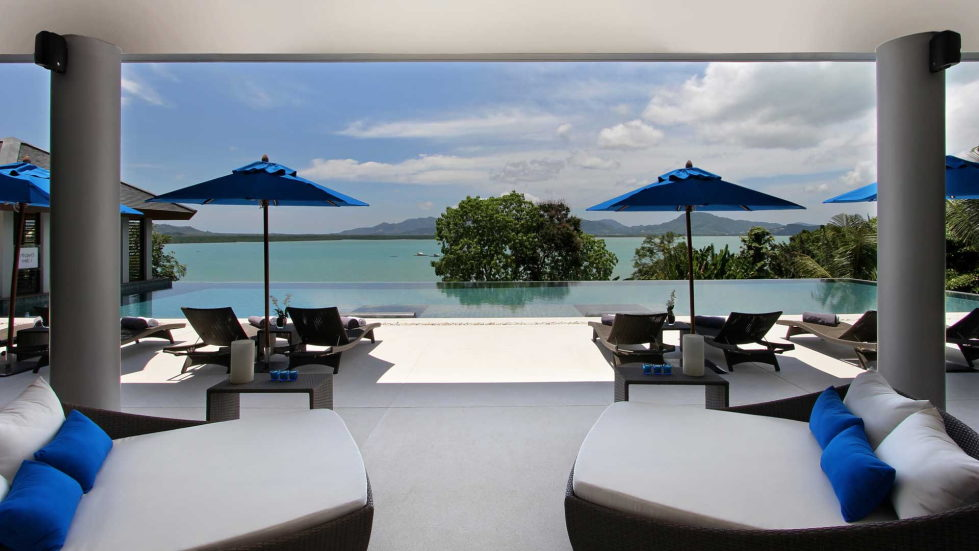The Padma villa on the island of Phuket in Thailand 5