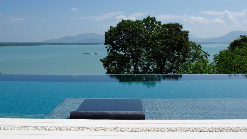 The Padma villa on the island of Phuket in Thailand 9