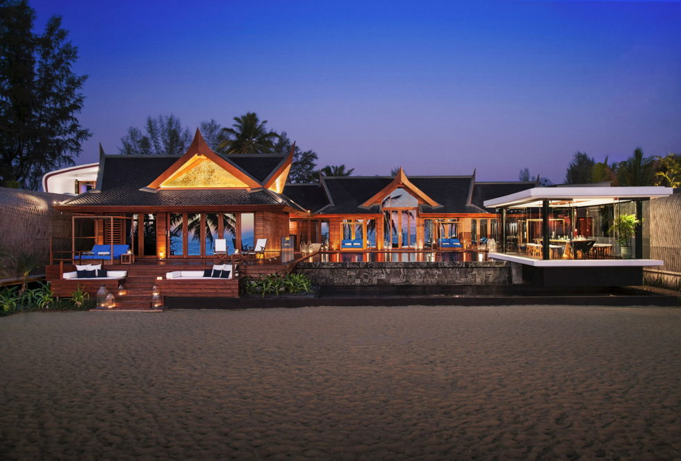 The luxury villa Collector's in Thailand 1