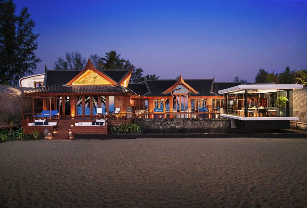 The luxury villa Collector's in Thailand 1