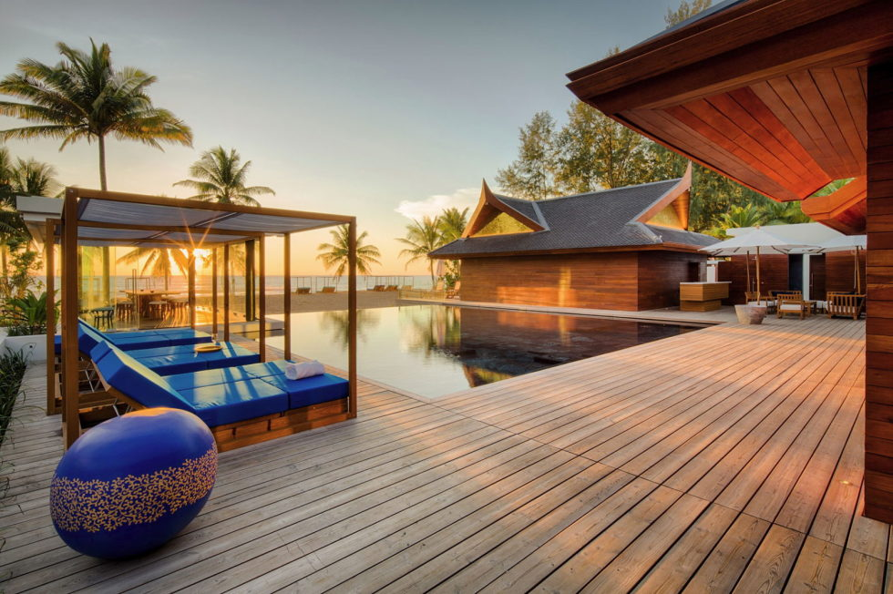 The luxury villa Collector's in Thailand 2