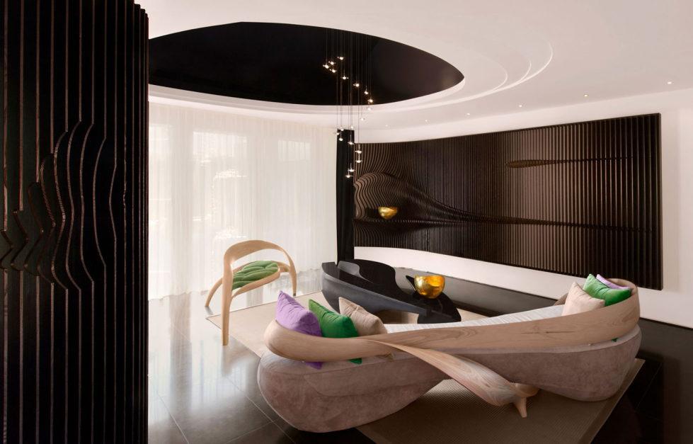 The luxury villa Collector's in Thailand 23