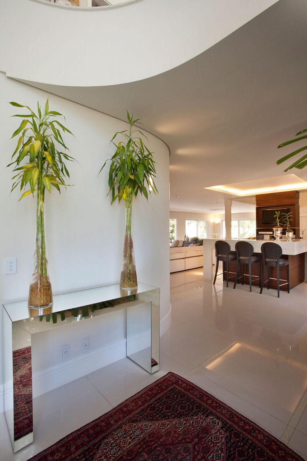 The mansion in Sao Paulo from PUPO + GASPAR Architecture & Interior 25