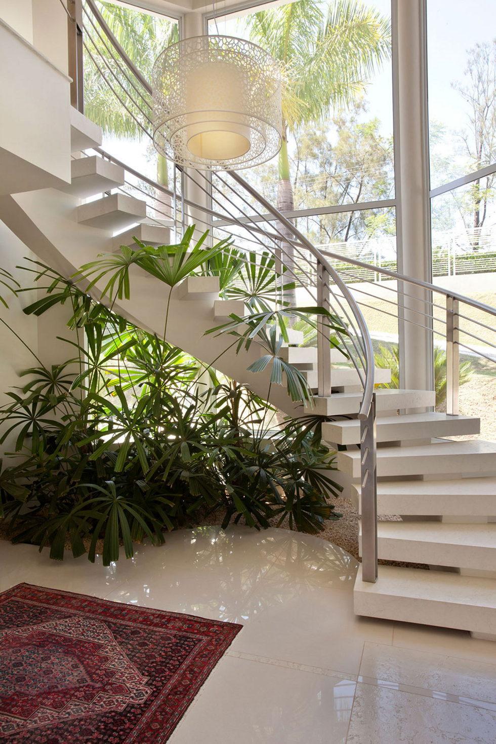 The mansion in Sao Paulo from PUPO + GASPAR Architecture & Interior 28