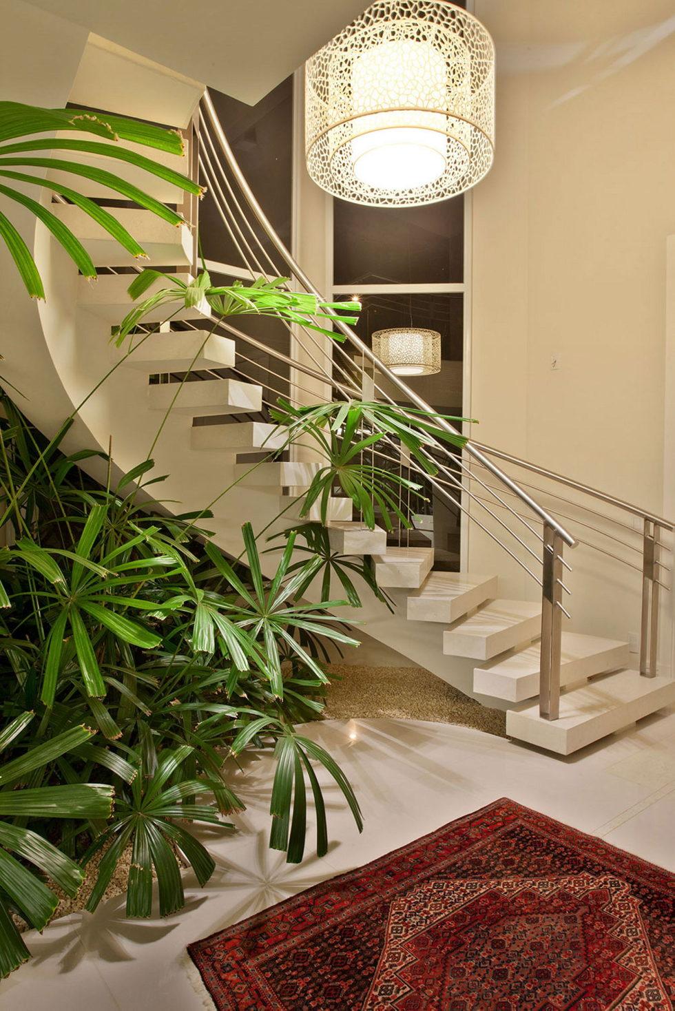 The mansion in Sao Paulo from PUPO + GASPAR Architecture & Interior 35