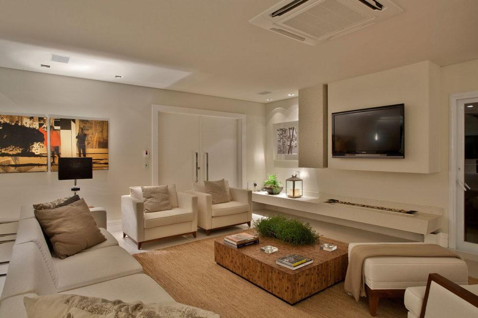 The mansion in Sao Paulo from PUPO + GASPAR Architecture & Interior 37