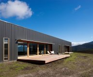 The modern farmhouse Finnon Glen by Doherty Lynch in Australia