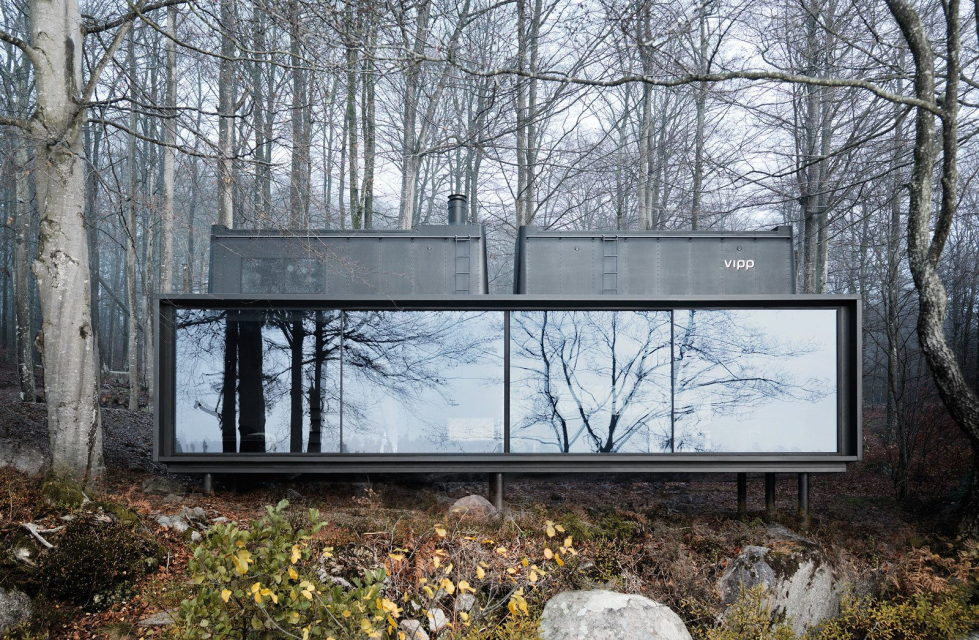 The modular-type House The Vipp Shelter 1