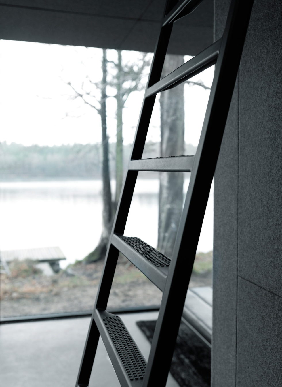 The modular-type House The Vipp Shelter 10