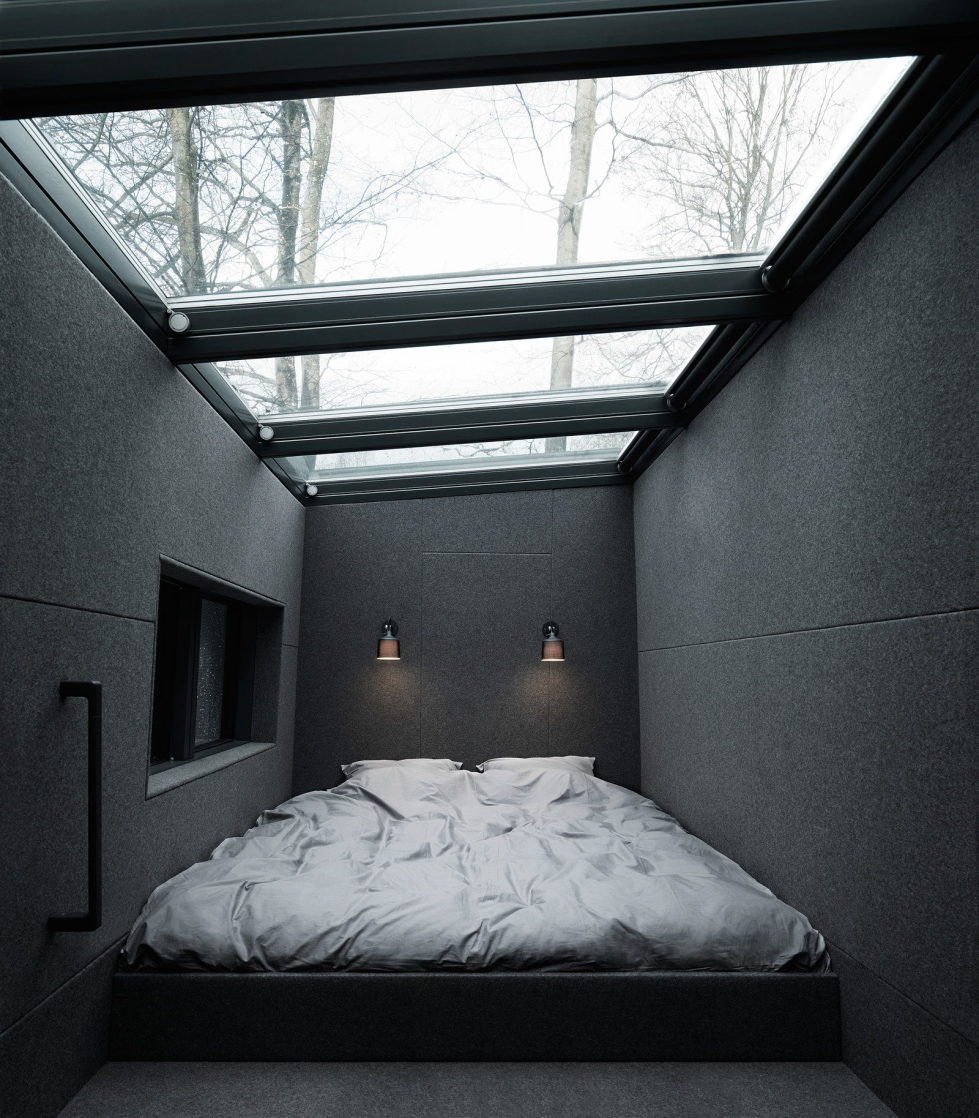 The modular-type House The Vipp Shelter 12