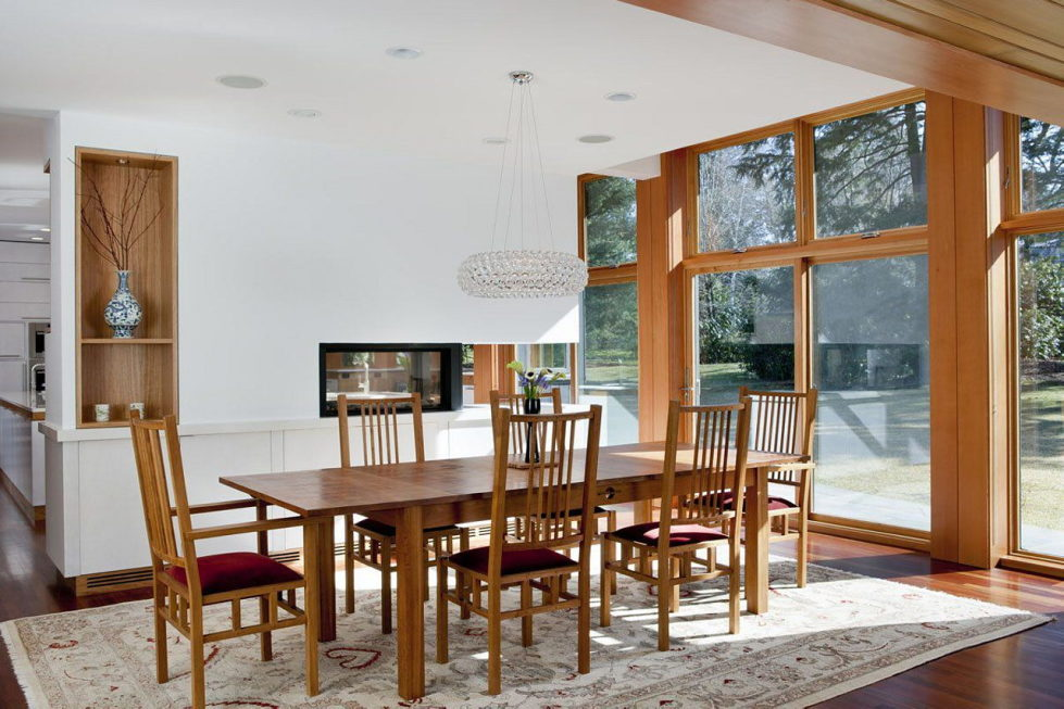 The restoration of the private residence in Chestnut Hill, Massachusetts 8