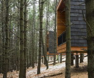 Three Houses At Whitetail Woods Regional Park