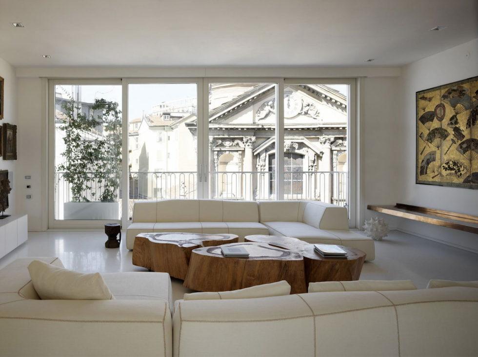 Three-level Apartments In Milan From Arassociati Architetti 1