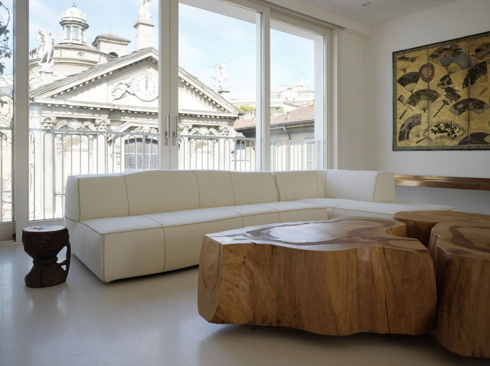Three-level Apartments In Milan From Arassociati Architetti 2