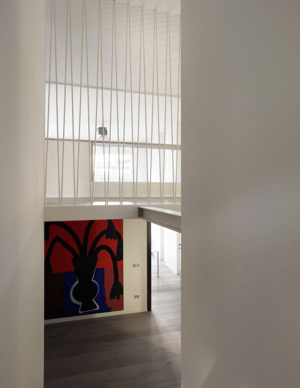 Three-level Apartments In Milan From Arassociati Architetti 20
