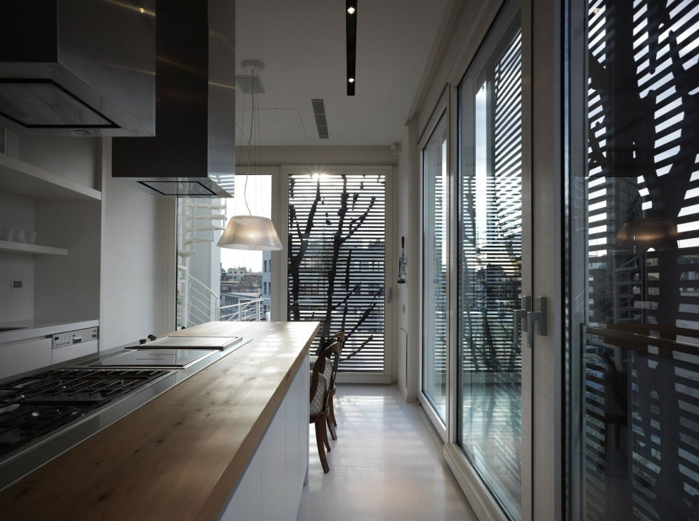 Three-level Apartments In Milan From Arassociati Architetti 4