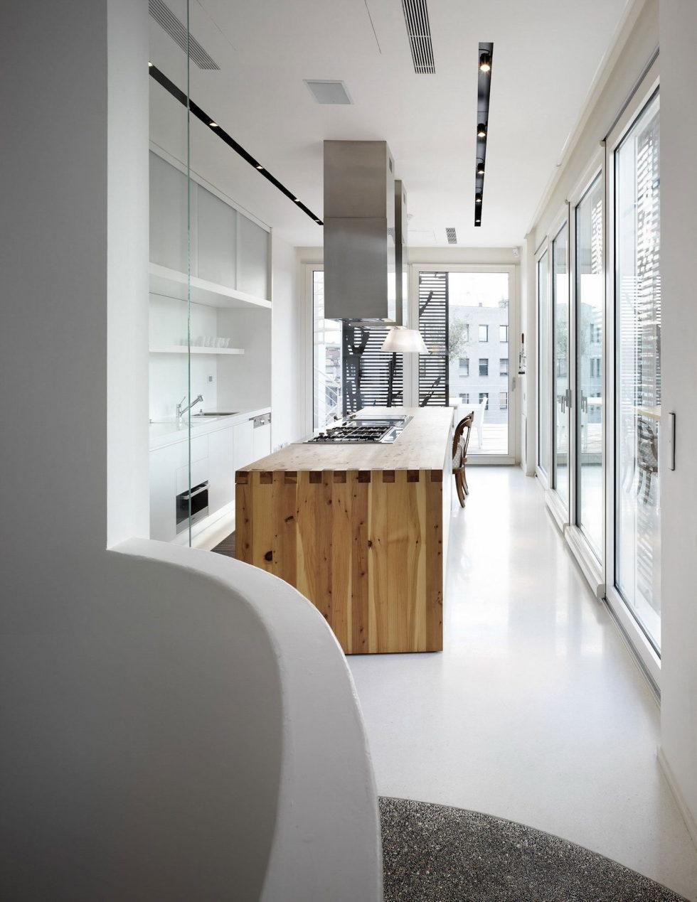Three-level Apartments In Milan From Arassociati Architetti 5