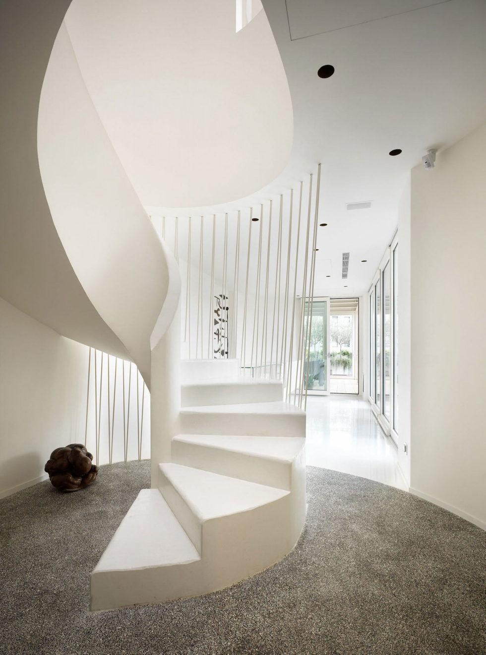 Three-level Apartments In Milan From Arassociati Architetti 8