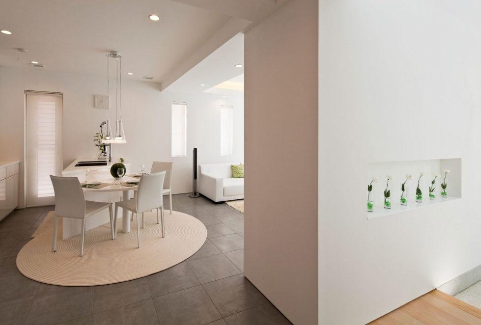Zen Design House From RCK Design Studio In Japan 13