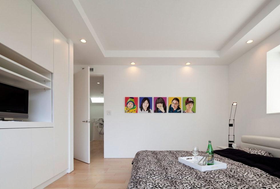 Zen Design House From RCK Design Studio In Japan 22