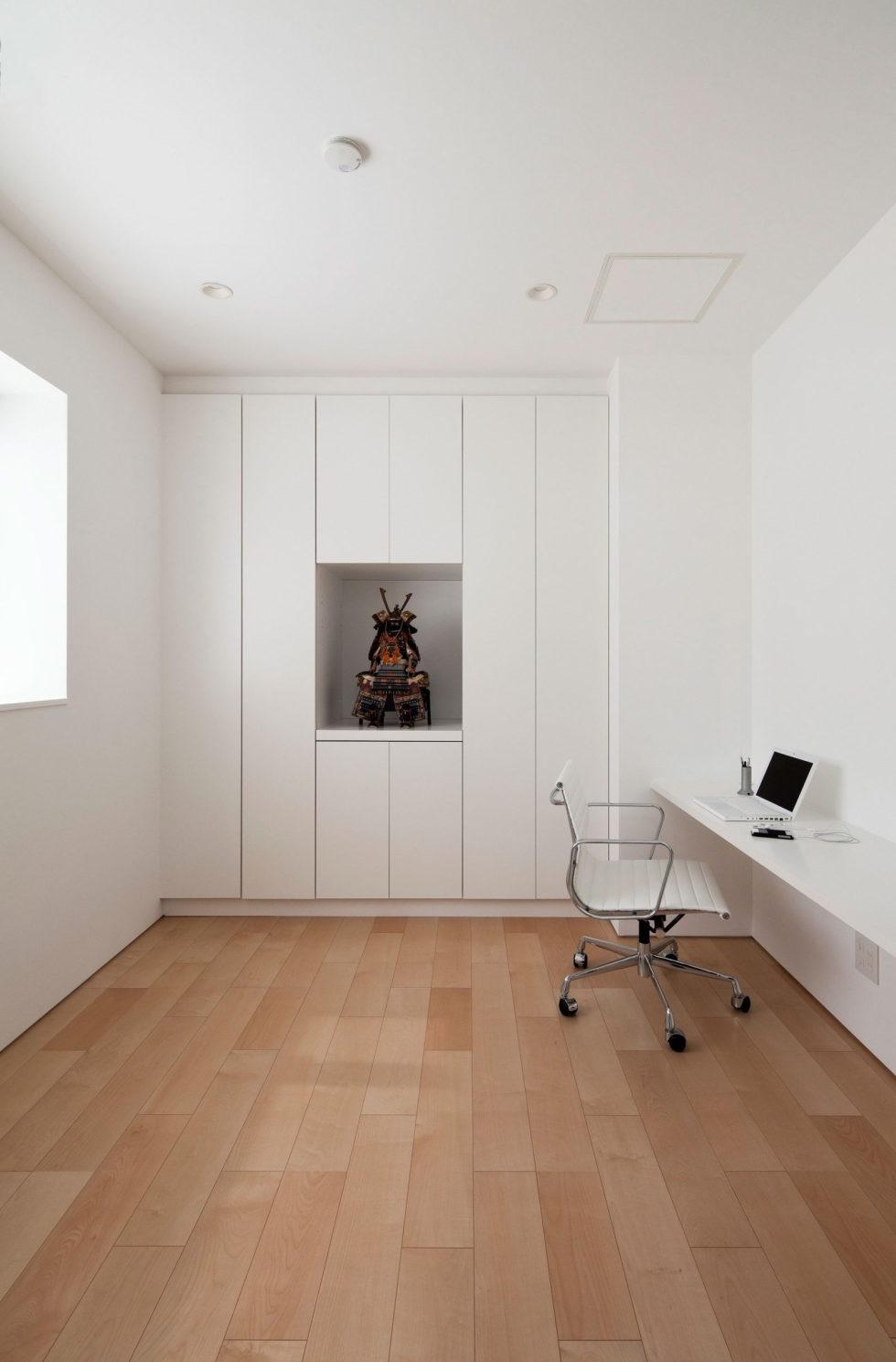 Zen Design House From RCK Design Studio In Japan 25