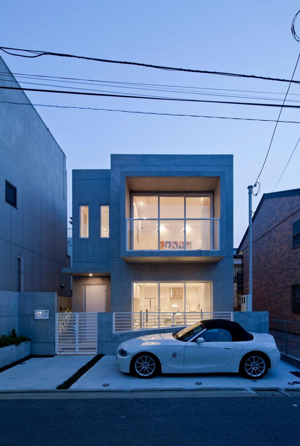 Zen Design House From RCK Design Studio In Japan 26
