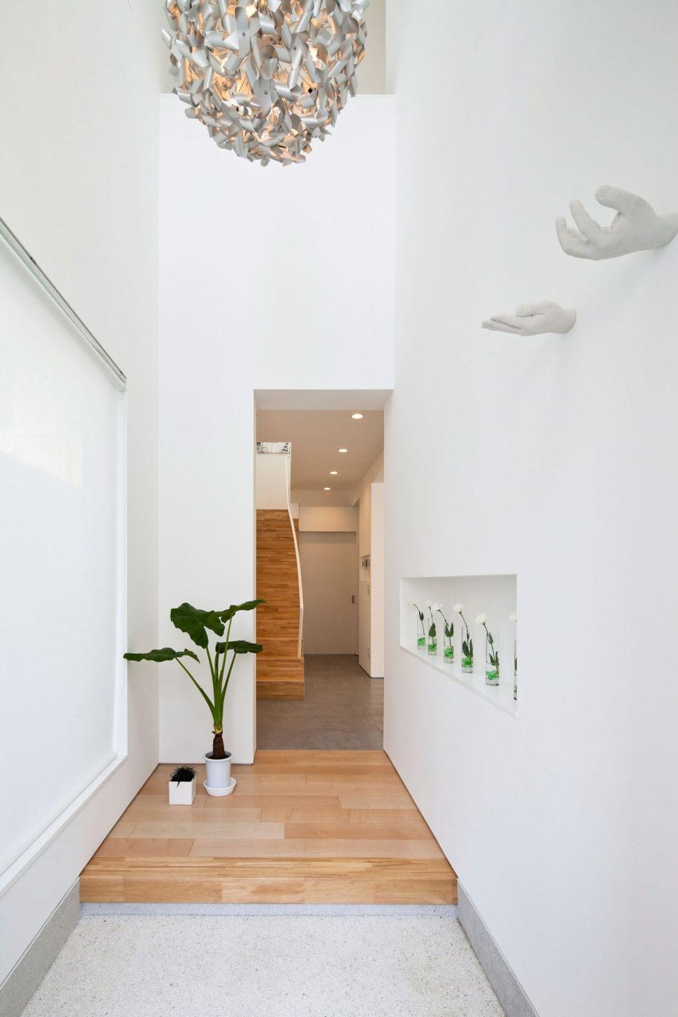 Zen Design House From RCK Design Studio In Japan 3