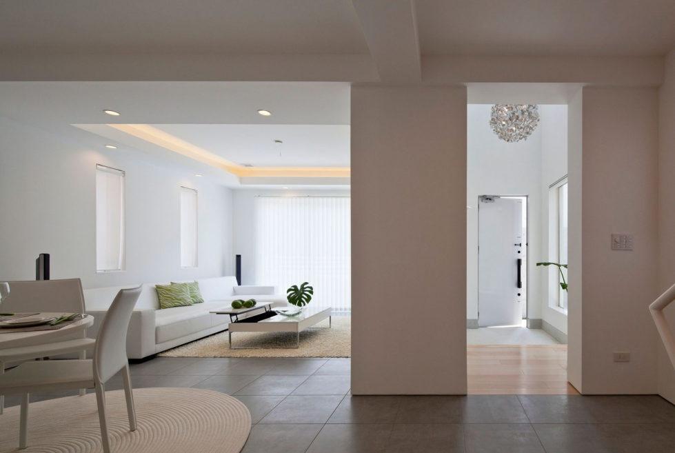 Zen Design House From RCK Design Studio In Japan 7