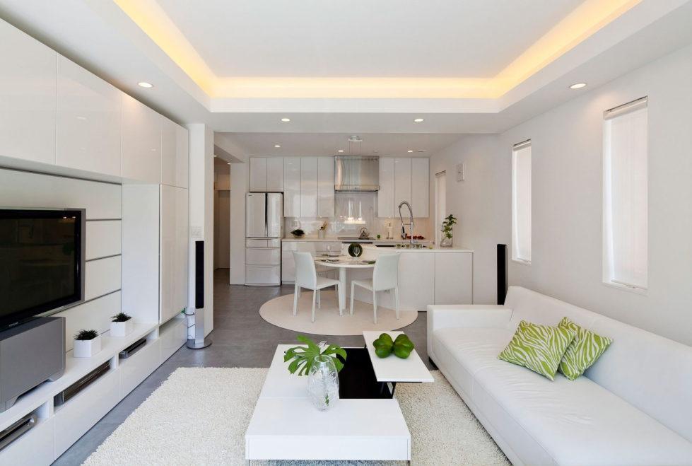 Zen Design House From RCK Design Studio In Japan 8